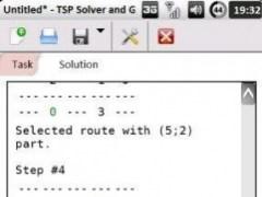 TSP Solver and Generator 0.1.3.145 Screenshot