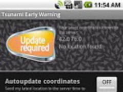 Tsunami Early Warning 1.002 Screenshot