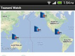 Tsunami Watch 1.32 Screenshot