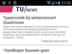 TU/e News 2.3 Screenshot