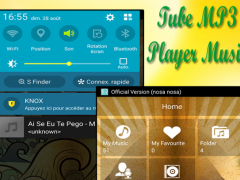 Tube MP3 Player Music 1.1 Screenshot