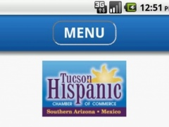 Tucson Hispanic Chamber 3.2.3 Screenshot