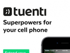 Tuenti: Superpowers for your cell phone 8.0.1 Screenshot