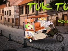 Tuk Tuk Auto Rickshaw Drive 3D 1.0 Screenshot