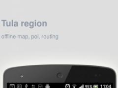 Tula region Map offline 1.19 Screenshot