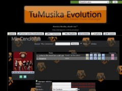 TuMusika Evolution 1.7 Screenshot