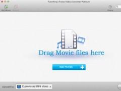 Tune4Mac iTunes Video Converter Platinum 4.3.5 Screenshot
