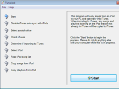 TuneJack 6.2.3 Screenshot