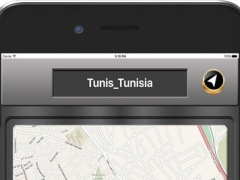 Tunis_Tunisia Offline maps & Navigation 2.5 Screenshot