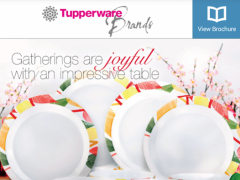Tupperware Brands Singapore 1.2.4 Screenshot
