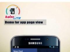 Turbo Lite for Facebook 1.9.1 Screenshot
