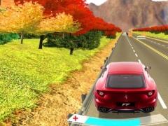 Turbo Traffic Car Racing 1.0 Screenshot