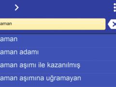 Turkish Uzbek dictionary 3.91 Screenshot