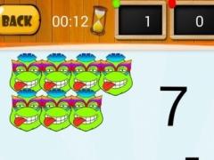 Turtles Ninja Joke Math 1.1 Screenshot