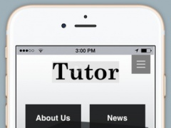 Tutor Application 1.0 Screenshot