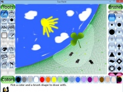 Review Screenshot - Shapes and Stamps