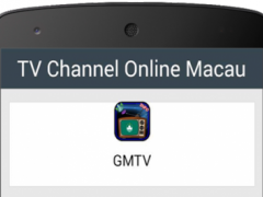 TV Channel Online Macau 1.0 Screenshot