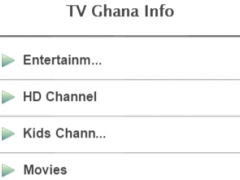 TV Ghana Info 1.0 Screenshot