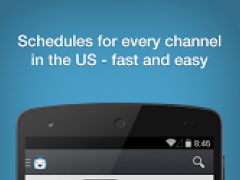 TV Listings by TV24 - US TV Guide 6.1.8 Screenshot