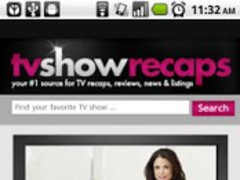 TV Recaps 1.0.25 Screenshot