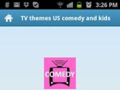 TV Theme Songs: US comedy&kids 1.0 Screenshot