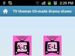 TV Theme Songs: US drama shows 1.0 Screenshot