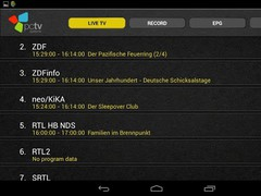 TVCenter for Android 1.0.114 Screenshot