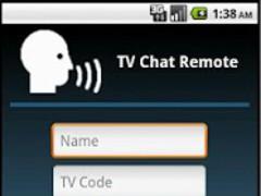 TVChat-Remote 1.4 Screenshot