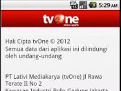 tvOneNews Video 3 Screenshot