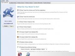 TweakNow WinSecret 2011 3.6.0000 Screenshot