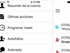 Tweet.cat for Twitter 1.0.7 Screenshot