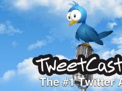 Review Screenshot - Customize Your Twitter with TweetCaster for Twitter App!