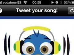 TweetYourSong 1.0 Screenshot
