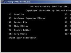 TWGS Toolkit 0.01 Screenshot