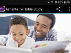 Twi Bible Ashante Study 1.0 Screenshot