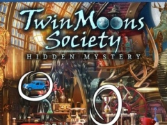Twin Moons®: Object Finding Game 0.9.801 Screenshot