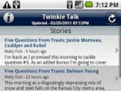 Twinkie Talk 2.9 Screenshot