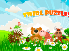 TWIRL PUZZLE for kids 1.0.5 Screenshot