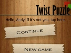 Twist Puzzle 1.0 Screenshot