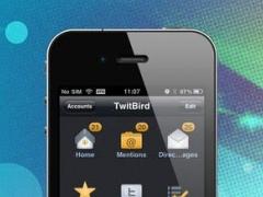 TwitBird Pro for Twitter 2.8 Screenshot