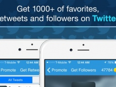 TwitBoost Pro for Twitter - Get 1000+ followers, retweets, favorites for your tweets 2.5 Screenshot