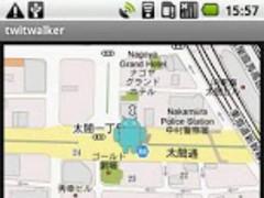 twitwalker pro 1.1.1 Screenshot