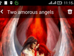 Two Amorous Angels Live WP 1.1 Screenshot