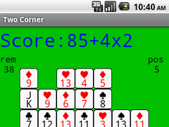 Two Corner OS2.1 2.1 Screenshot