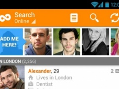 Review Screenshot - Dating App – Meet up and Chat with New People