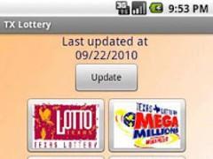 TX Lottery 1.1.0 Screenshot