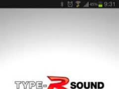 Type-R sound  Screenshot
