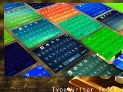 Type Writer Emoji Keyboard 1.3 Screenshot