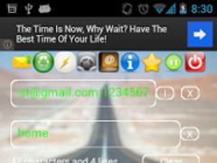 Typeewalkee 1.08 Screenshot