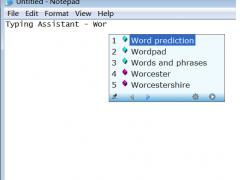 Typing Assistant (Italian) 5.5 Screenshot